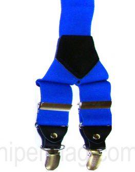 Ярко сини тиранти - от Styler