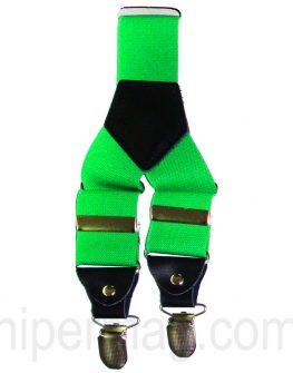 Ярко зелени тиранти - от Styler