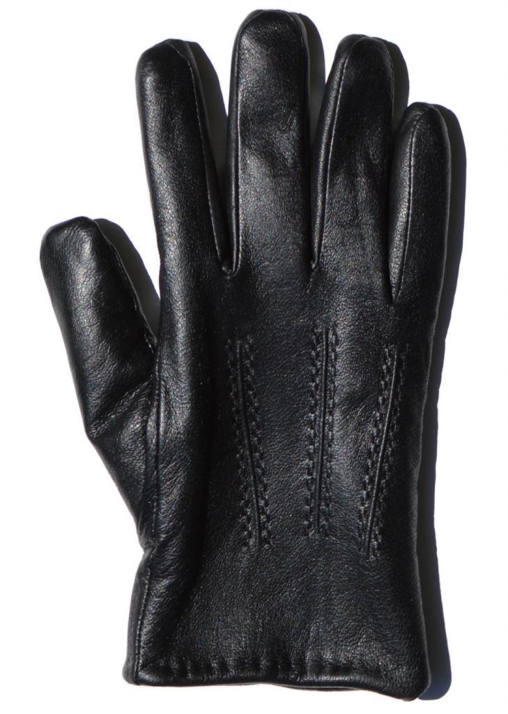 Топли ръкавици от естествена кожа – от Styler