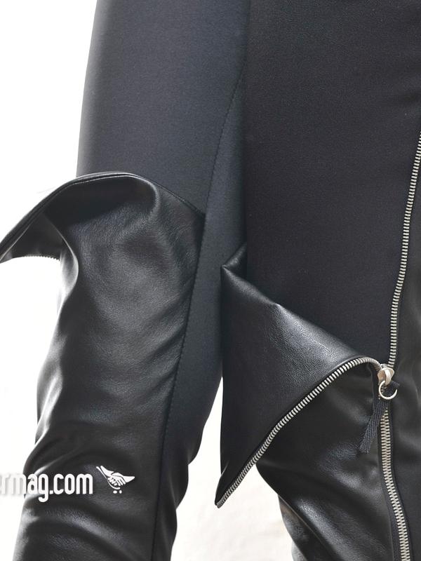 Дизайнерски панталон тип чизми – от La Speciale