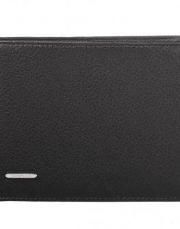 Елегантен мъжки портфейл от Samsonite в черно