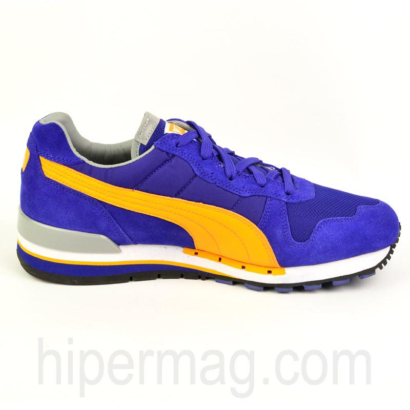 Спортни обувки PUMA в синьо