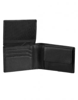 Мъжки портфейл Samsonite в черно