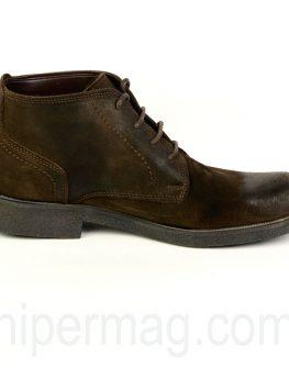 Мъжки обувки FANTASIA в тъмнокафяво