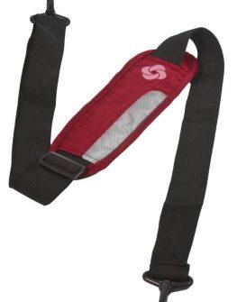 Чанта за рамо Samsonite с отделение за 15.6 инча лаптоп Wander- Full (червена)