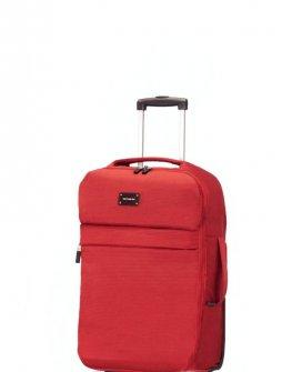 Куфар Samsonite на две колелца Fold@way 55 см червен цвят