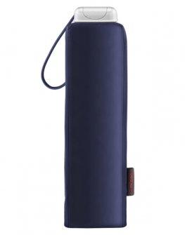 Тройно сгъваем чадър Samsonite в тъмносин цвят