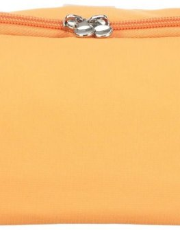 Окачващ се оранжев тоалетен несесер Samsonite