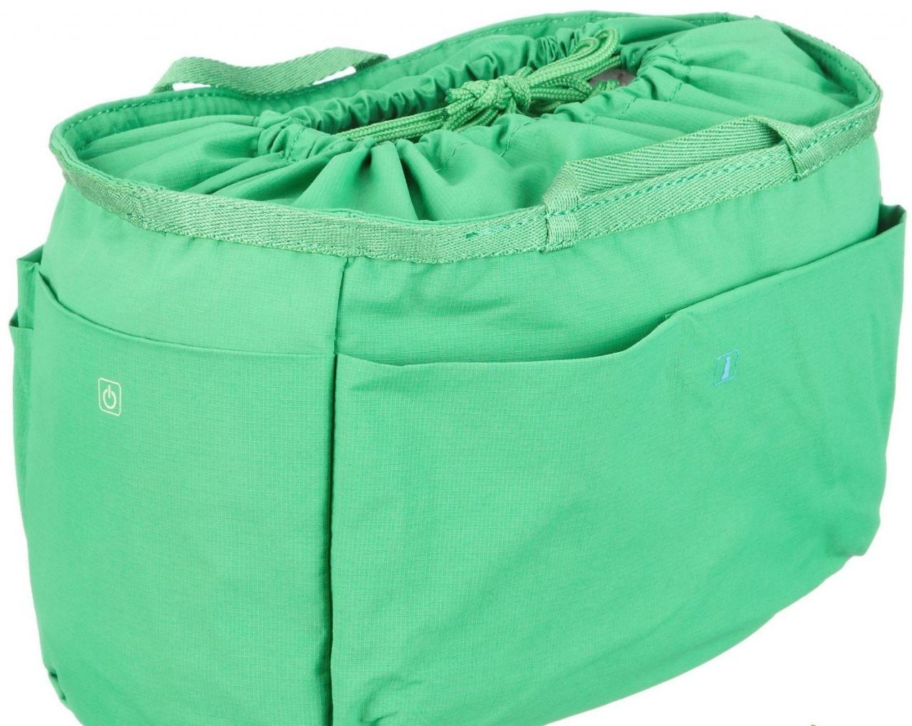 Мини дамска чанта Simply My Samsonite 1 (зелен)