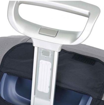 Калъф за съхранение на куфар в син цвят