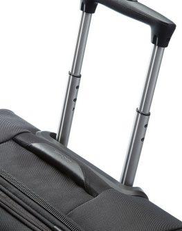 Samsonite черна количка, 50 см