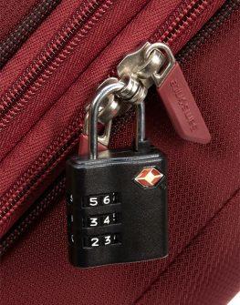 Куфар на 4 колела Samsonite Motio 55см.- червен цвят