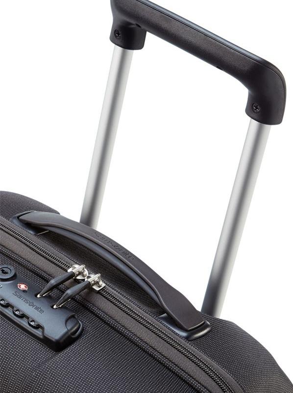 Samsonite Motio куфар на 4 колела - 55см., цвят графит