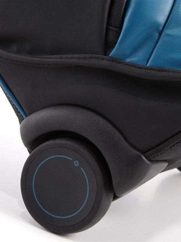 Син спортeн сак Samsonite Paradiver на 2 колела, 67 см