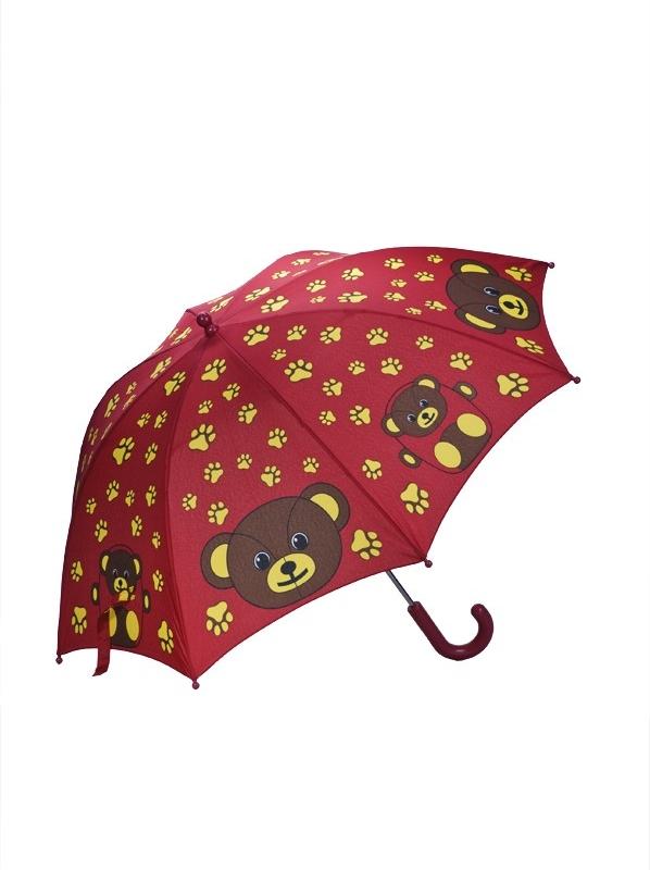 Червен детски чадър Samsonite