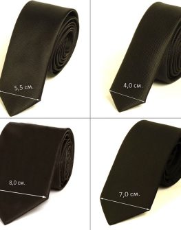 Мъжка вратовръзка New Style в светлосиньо и сиво