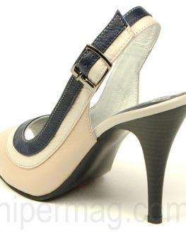 Романтични дамски обувки в три цвята - Balis