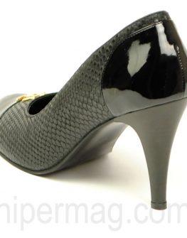 Черни красиви дамски обувки Balis