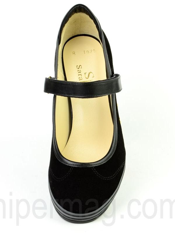 Дамски спортно – елегантни обувки Sara Pen