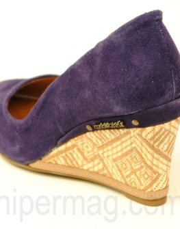 Стилни дамски обувки с платформа Cravo & Canela