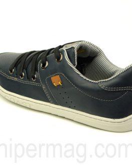 Мъжки обувки West Coast в тъмносин цвят