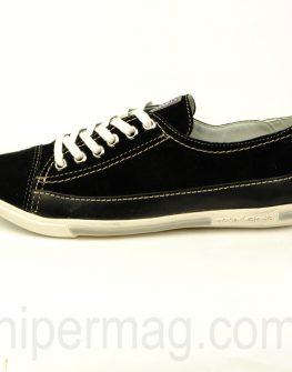 Черни дамски спортни обувки Cravo & Canela