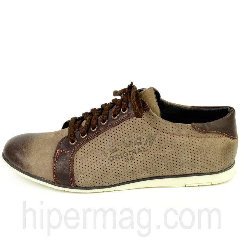 Мъжки обувки DE - CEN ORIGINAL с ефектен дизайн