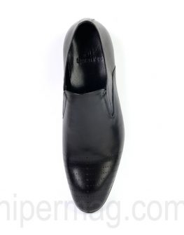 Стилни мъжки обувки Sara Pen - естествена кожа