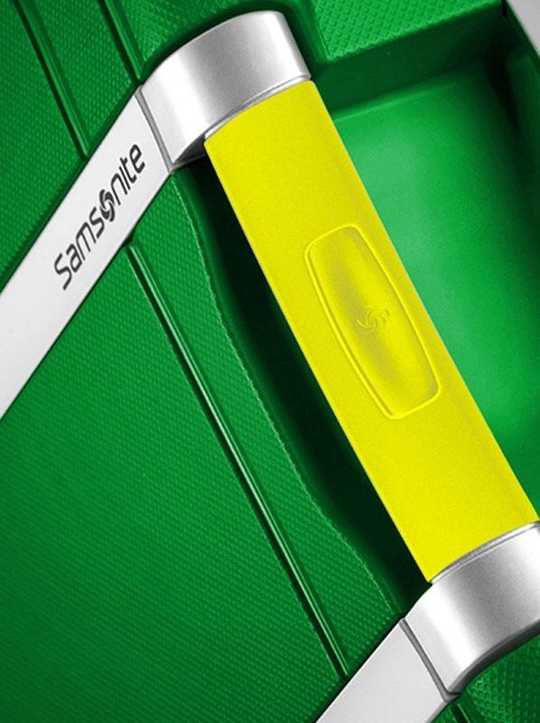 Спинер на 4 колелаSamsnonite - S'Cure 55 см Limited Editional Brazil