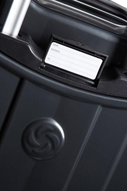 Черен мобилен офис на 2 колела Ultimocabin 40 см. - Samsonite