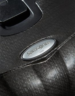 Спинер на 4 колела Samsonite LITE-LOCKED 75 см - черен