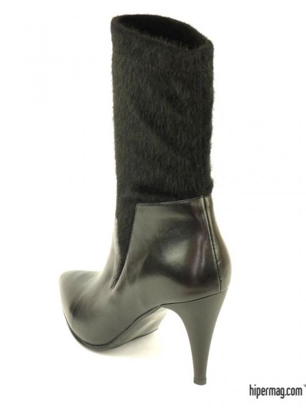 Елегантни ботуши на тънък ток - Sara Pen
