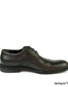 Елегантни черни мъжки обувки Sara Pen