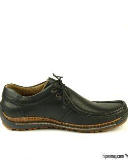 Спортни зимни обувки от естествена кожа