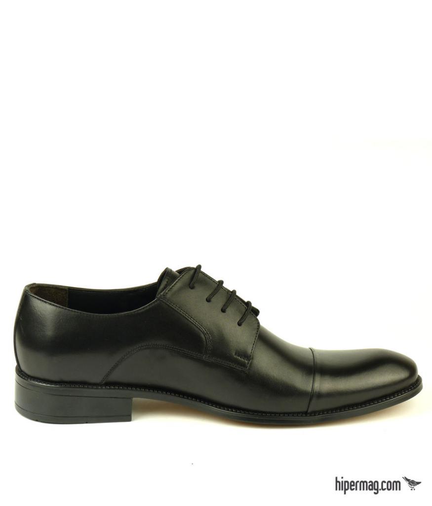 Елегантни мъжки обувки екстра голям размер