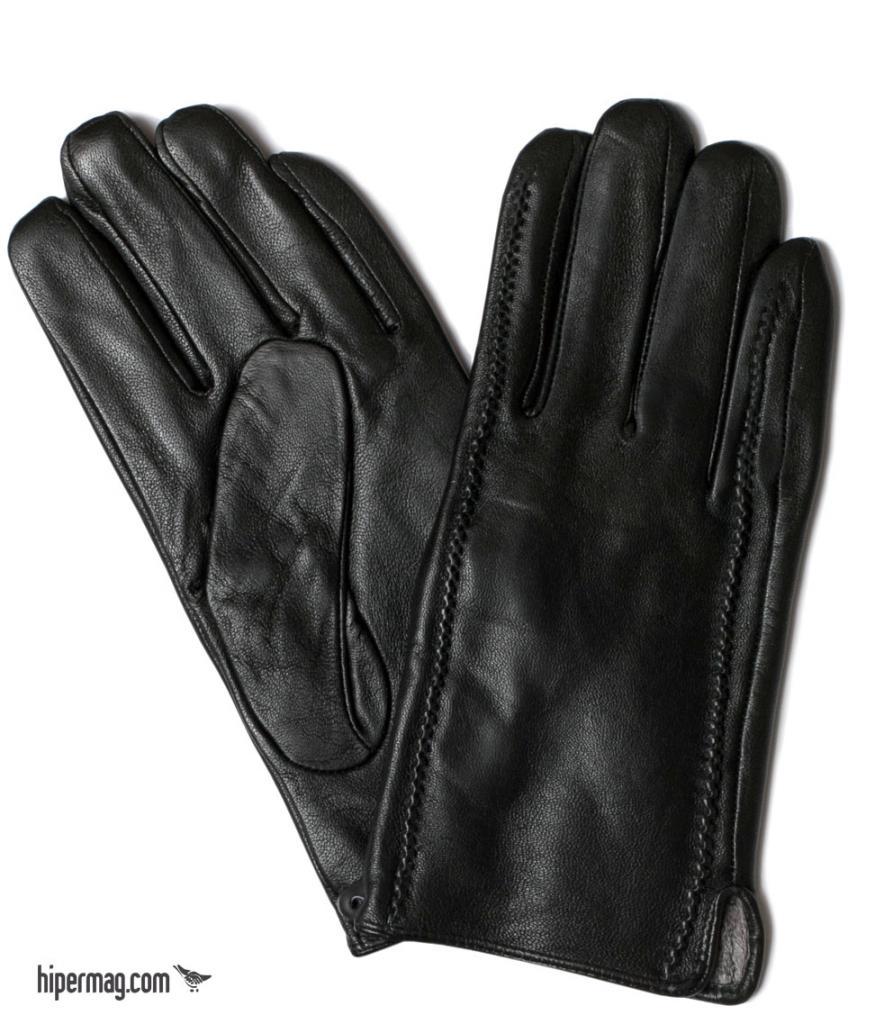 Класически мъжки кожени ръкавици