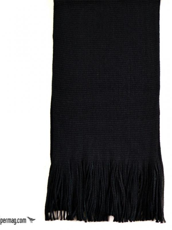 Черен шал Styler