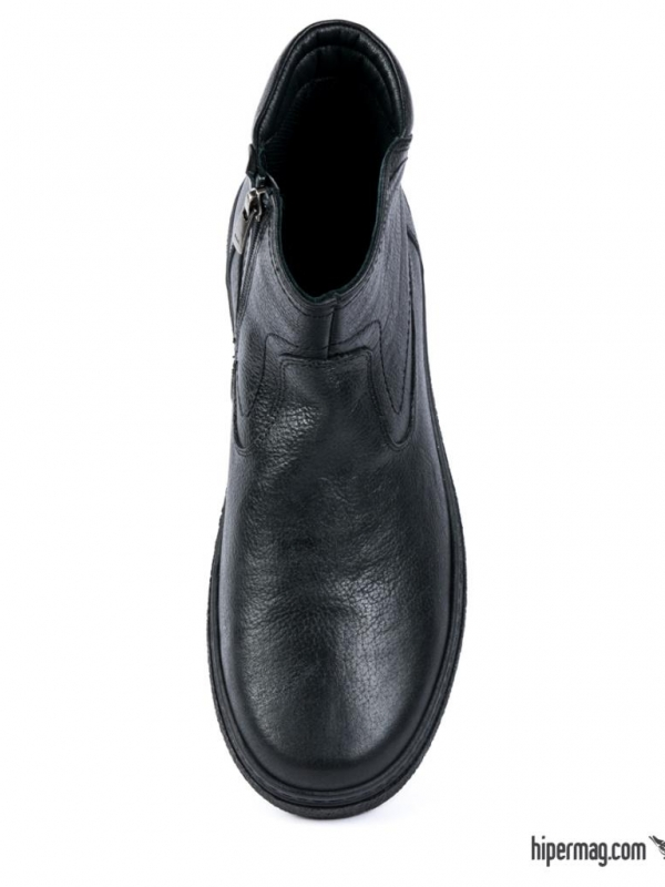 Черни мъжки обувки Sara Pen
