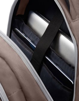 Раница за 15,6 инча лаптоп Samsonite в кафяво