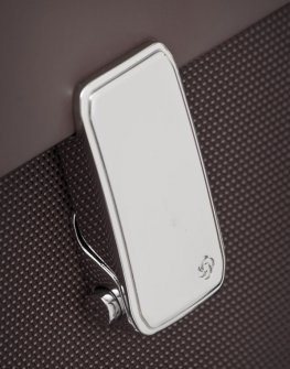 Дамска чанта за лаптоп Samsonite в кафяв цвят