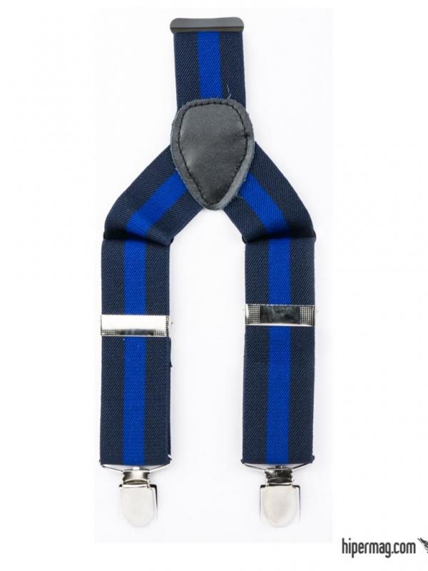 Тиранти в син цвят Styler