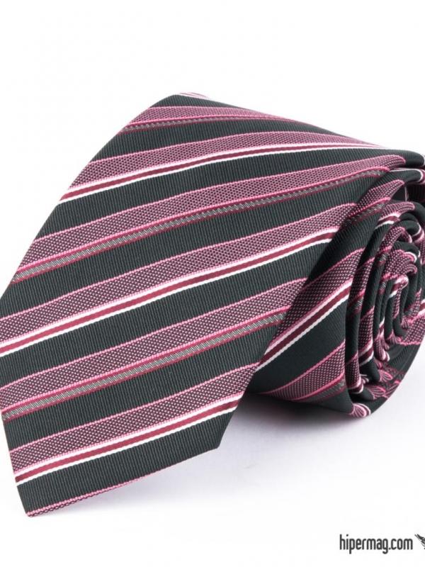 Мъжка вратовръзка в елегантно райе New Style