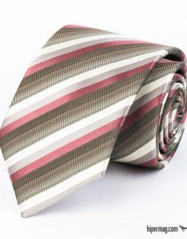 Мъжка вратовръзка в стилно райе New Style