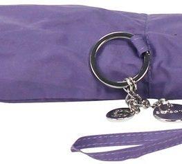 Стилен чадър в лилав цвят Samsonite