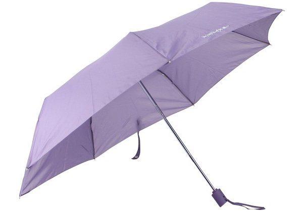Тройно сгъваем дамски чадър Samsonite