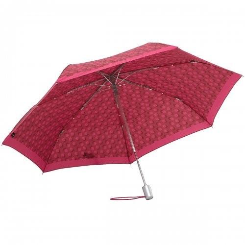 Тройно сгъваем автоматичен чадър Samsonite на точки