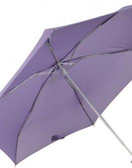 Дамски чадър Samsonite в лилаво