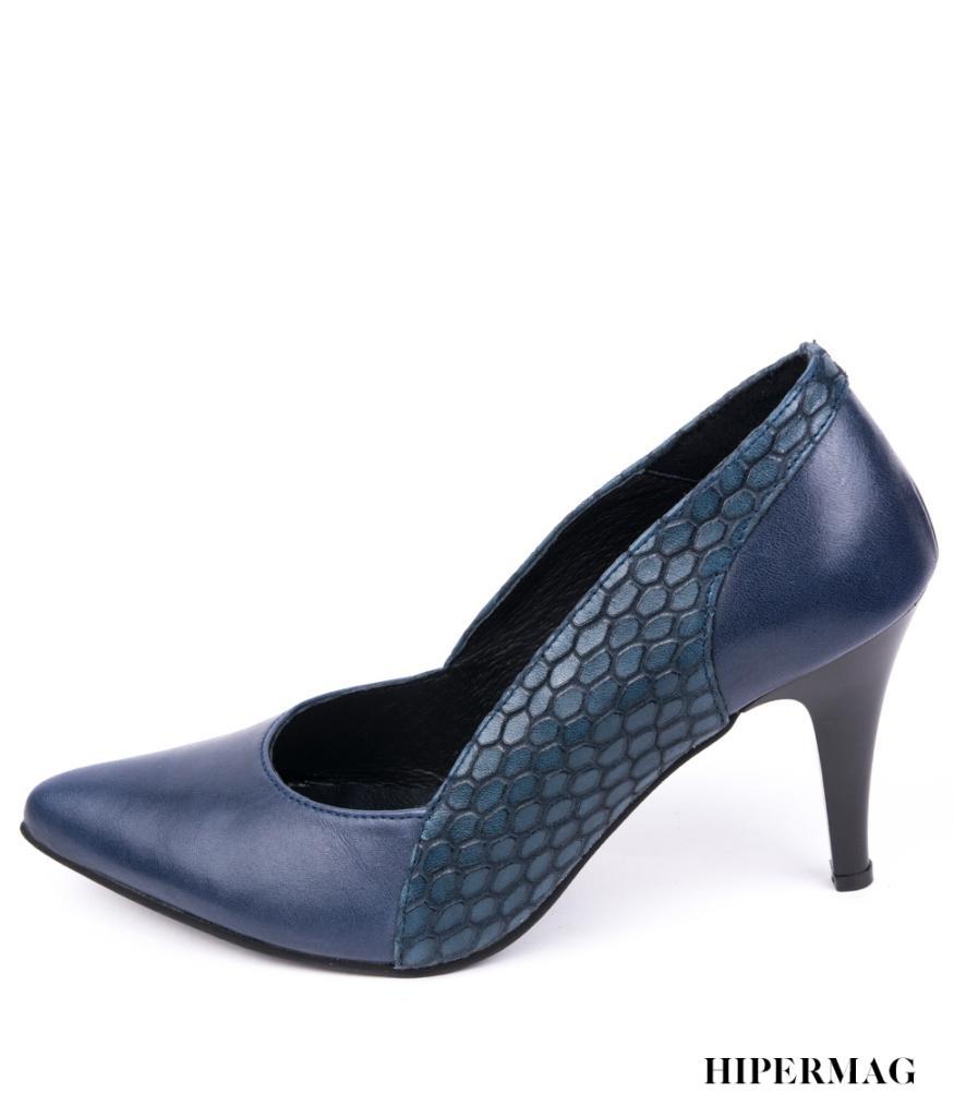 Дамски обувки в син цвят Balis