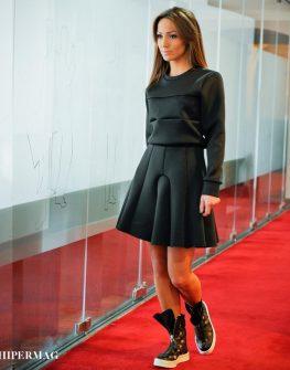 Дамски комплект - пола и блуза La Speciale
