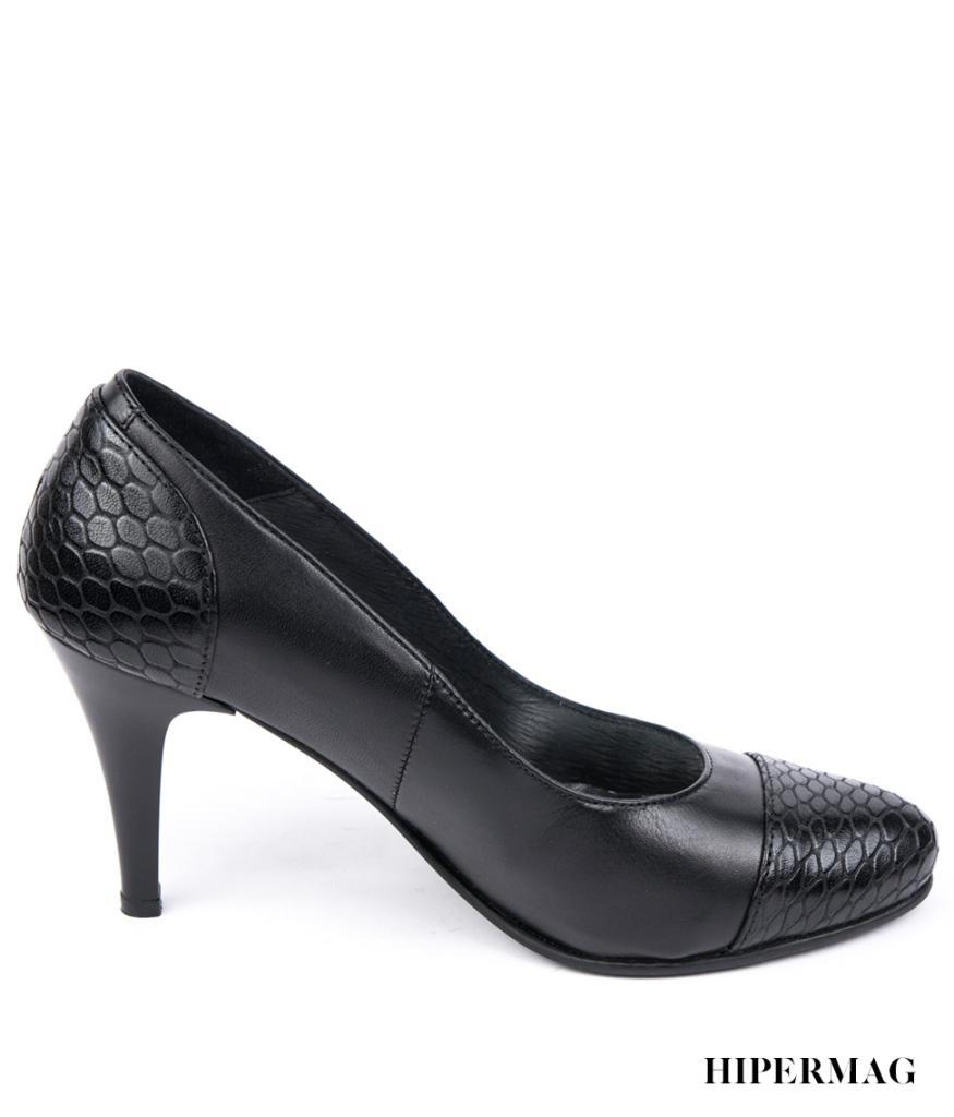 Дамски обувки от естествена кожа Balis